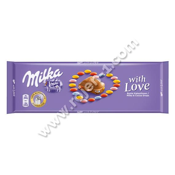 Milka with Love 270 г