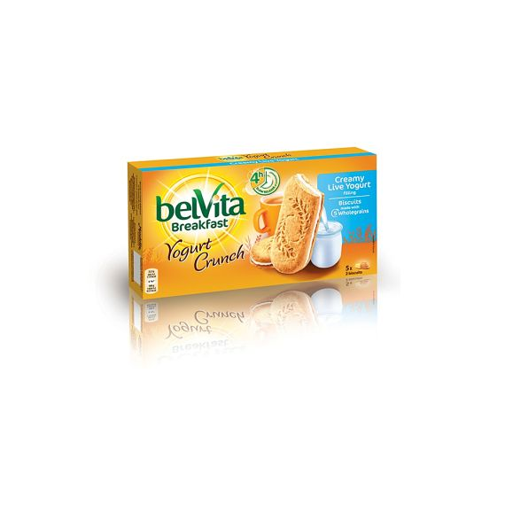 Belvita Yogurt Crunch 253 г