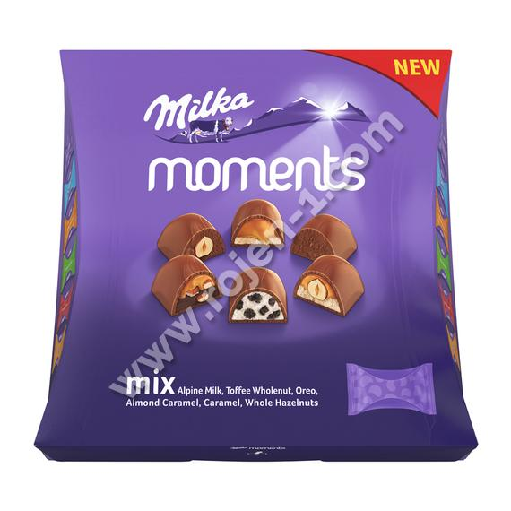 Milka Moments Assorted 169g