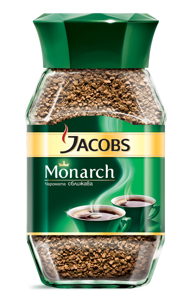 кофе якобс монарх картинка